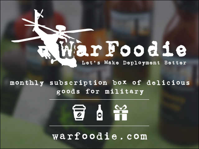 monthly subscription boxes for military, expats, and peace corps