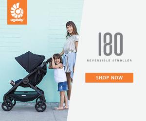 Ergobaby 180 Reversible Stroller, Learn more