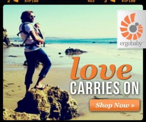 Ergo baby Love Carries On/Go Far Stay Close