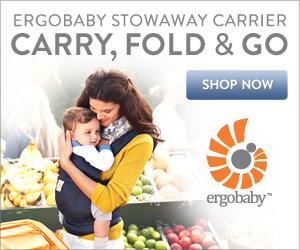 Ergobaby Stowaway