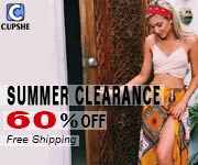 Summer Clearance!60% Off !Free Shipping Worldwide!
