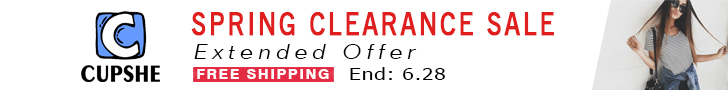 Spring Clearance Sale!The Lowest Price Ever Met! Free Shipping Worldwide!