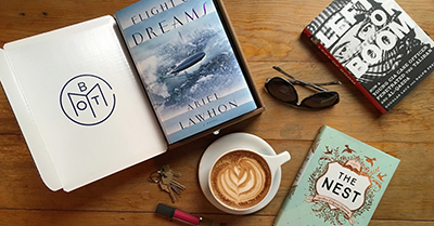 Book of the Month April Selections Go Great with Coffee!
