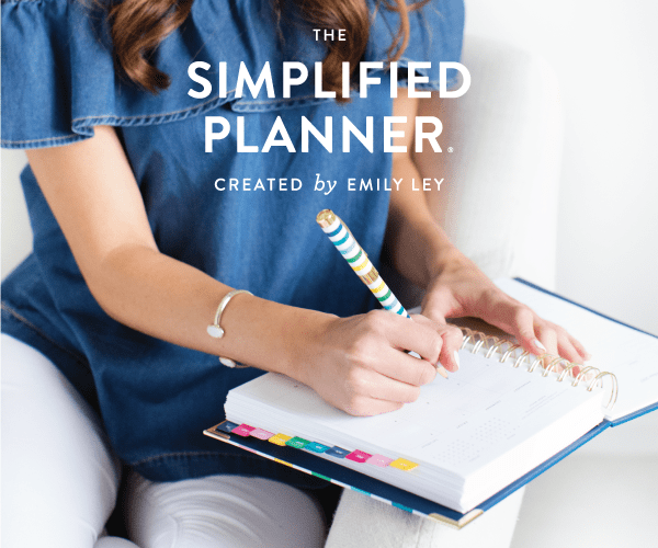 Simplified Planner, Emily Ley, Daily Planner
