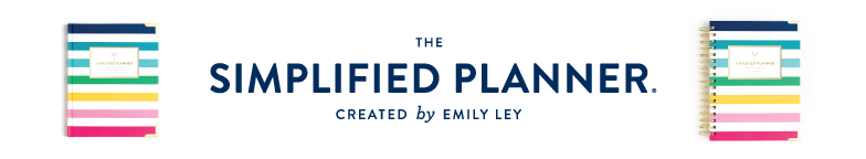 photo relating to Emily Ley Printables identified as 7 Factors Yourself Will Get pleasure from Emily Leys Simplified Planner