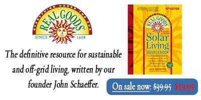 half price solar living source book