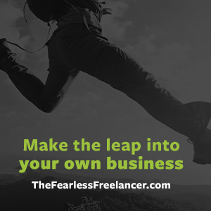Make the leap into your own business