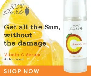 All Natural Vitamin C Serum