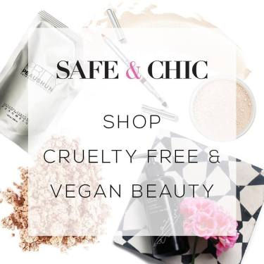 SafeChiccrueltyfreeveganpost - Best Face Forward Routine | Self-Care Series