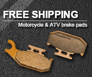 Motorcycle & ATV Brakes