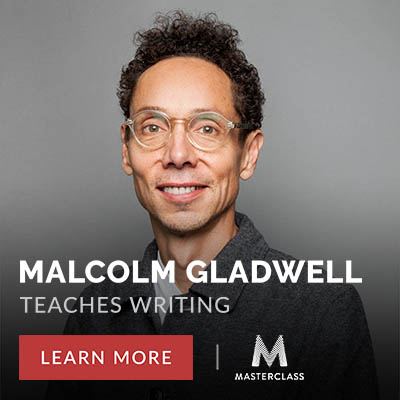 Malcolm Gladwell teaches writing in this new Masterclass
