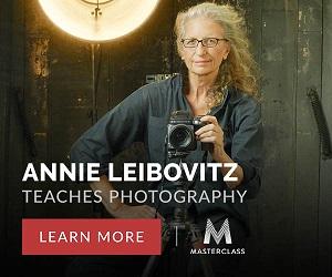 Masterclass Annie Liebovitz
