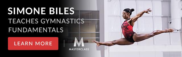 Simone Biles Teaches Gymnastics Fundamentals
