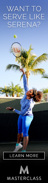 WANT TO SERVE LIKE SERENA? LEARN MORE