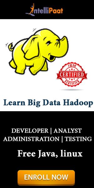 BigData Hadoop training