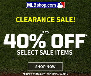 25% off Nike and Under Armour + Free US Shipping over $50 at MLBShop.com through 8/12