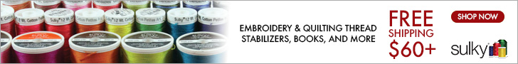 Sulky.com Thread & Stabilizers