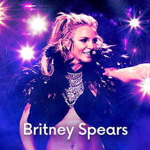Britney Spears Tickets