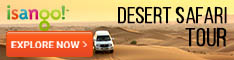 Experience Desert Safari