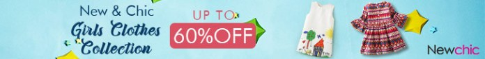Up to 55% Off Girl's Summer Clothing