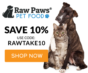 Save 10% No Minimum - use code RAWTAKE10