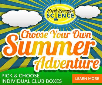 Summer STEM Science Activities