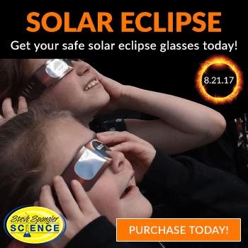 Solar Eclipse Glasses at Steve Spanler Science