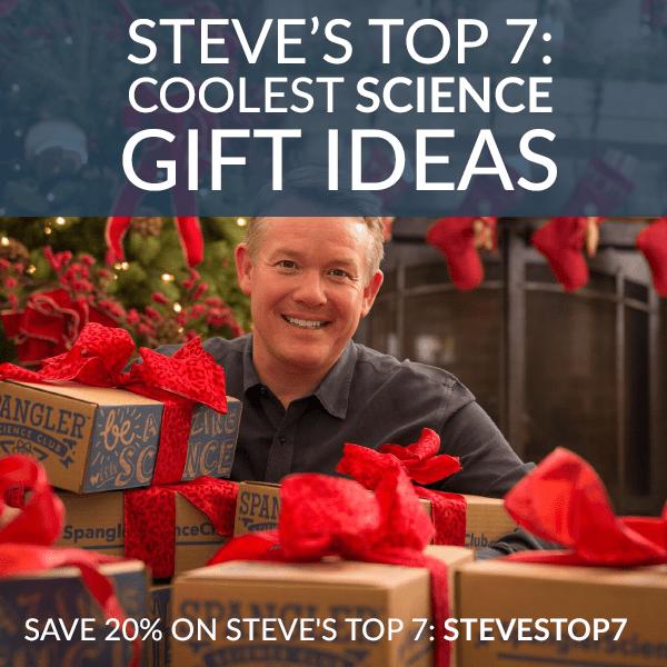 Steve Spangler's Top 7 Science Gift Ideas