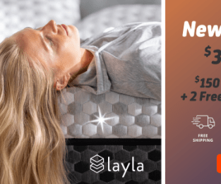 Layla mattress veterans day sale