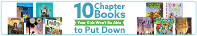10 Chapter Books
