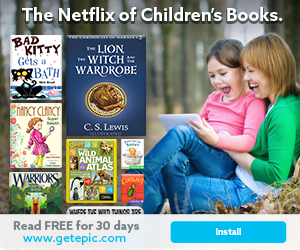 The Netflix of Children's Books