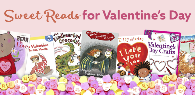 Valentine's Day Books