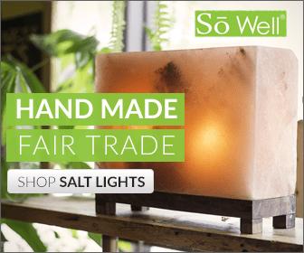 So Well Himalayan salt lights