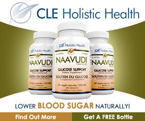 Naavudi - Lower Blood Sugar Naturally!