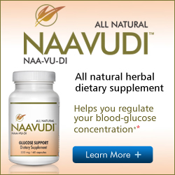 Naavudi - Blood Sugar Support