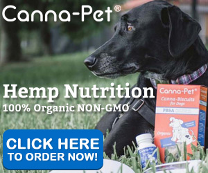 Hemp Nutrition - Save on Combo treat packs @ Canna-Pet.com