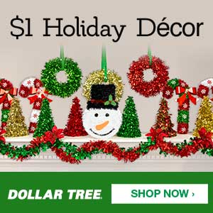 Dollar Tree!