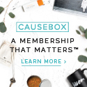 CAUSEBOX | A Membership That Matters