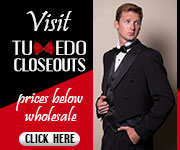 Visit www.tuxedocloseouts.com