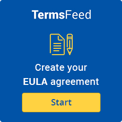 Create your EULA agreement