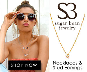 Sugar Bean Jewelry - Necklaces