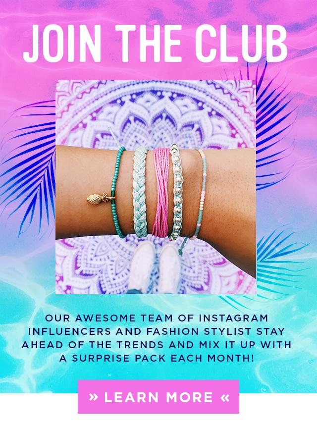 Pura Vida Bracelets Monthly Club