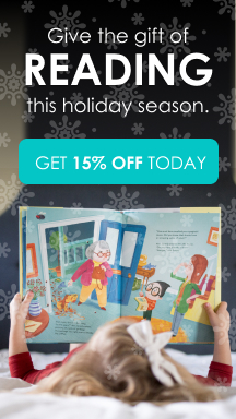 Give the gift of reading this holiday season! Get 15% off Bookroo today!