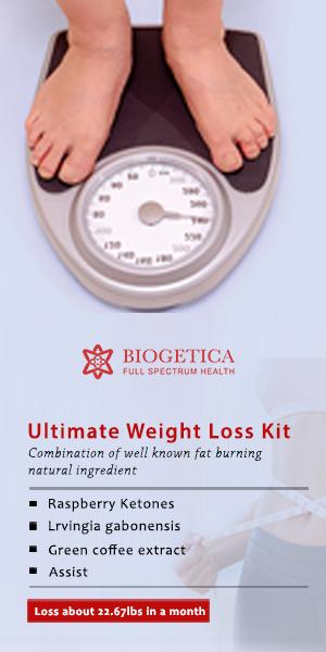 Biogetica weight loss kit