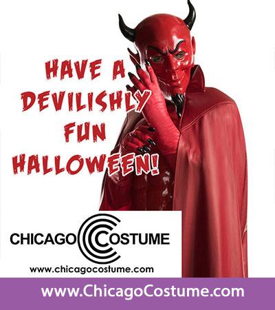 Have a Devilish Halloween!