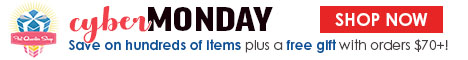 Fat Quarter Shop Cyber Monday Sale 2018