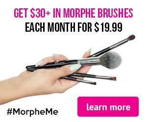 LiveGlam Morphe Brushes