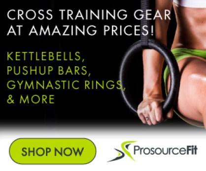 cross training gear