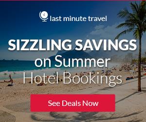 Sizzling Savings EasyClickTravel.com