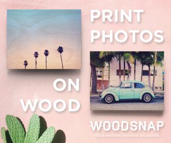 8x10 wood prints